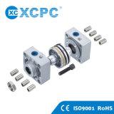 Serien-pneumatischer Zylinder ISO-6431 DNC