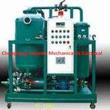 Purificateur d'huile de lubrification de la machine
