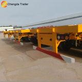 3 marca di Chengda del rimorchio del camion della base di Axel 40ft