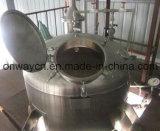 Rho alta eficiencia de ahorro de energía ahorro de energía Reflux caliente solvente extracción de tanque de extracción de hierba de la máquina
