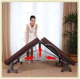 Кровать сна регулируемая с тюфяком 190*80cm Brown