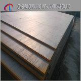Placa de acero dura de la resistencia de desgaste de la abrasión Mn13