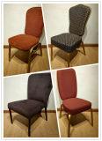 高い背部レストランの形のスポンジの椅子