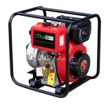 Manuel de 2 pouces de pompe à eau haute pression Diesel (DP20H)