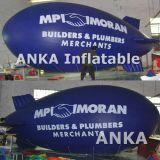 Globo de Helio inflables de PVC Blimp modelo de avión en venta