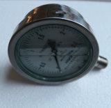低価格のよい販売の振動抵抗力があるステンレス鋼の圧力計