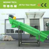 planta de recicl waste da película do HDPE do LDPE do PE