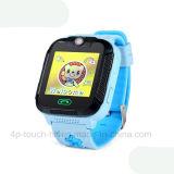 La cámara de 3G 3.0 Niños Tracker GPS RELOJ CON GPS+Lbs+WiFi (Y20)