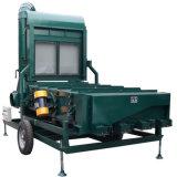 Máquina agricultural do líquido de limpeza e do graduador da semente do feijão da grão