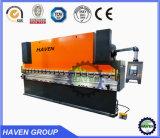 WC67Y 200/2500 Folha de aço hidráulico bedsheet Industrial máquina de dobragem