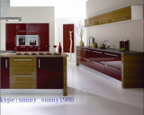 U-vormige Keukenkasten voor Retail of Whole Sale (ZHIHUA)