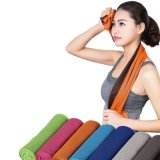 Quick Temperature Down Microfiber Ice Cooling Towel