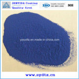Revestimiento en polvo resistente a altas temperaturas la pintura