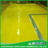 Sin disolventes y libre de contaminación de elastómero Polyurea Spray para pisos