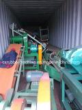 Neumático inútil usado de alto rendimiento que recicla el polvo de goma que hace la máquina