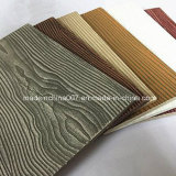 Textura de madera que echa a un lado de la fibra del asbesto de la tarjeta libre del cemento