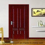 El uso de vivienda Diseño clásico de MDF / PVC puerta de madera