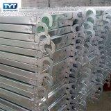 Planche d'échafaudage/passerelle en acier galvanisée bon marché panneau de promenade/usine galvanisée de Tianjin en métal
