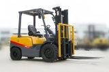 Carrello elevatore diesel di apparenza 4ton di Tcm con vendita del motore di Isuzu bene in Doubai