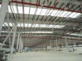 Almacén de la casa prefabricada de la estructura de acero de China del bajo costo