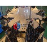Maquinaria automática Multi-Functional da embalagem do alimento coreano do camarão