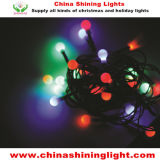 1cm Lovely Small Cute Cherry Ball Christmas Holiday Party Decoration LED Lights