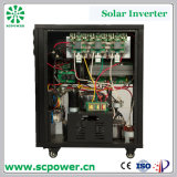 Inversor de la casa de tres fases de rejilla de aire acondicionado de UPS fuera de la red inversor Corbata Solar