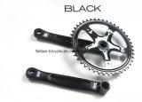 Manovella stabilita di /24t/28t/36t/48t Chainwheel delle parti di /Bicycle della manovella d'acciaio della bicicletta