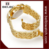 Belbi Watch Creative Wild Fashion Diamond Bracelet Double-Disc simple montre à quartz