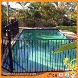 Bom Revestimento a pó de alumínio superior plana paralela de Pool de segurança