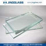 vidrio de flotador coloreado claro de 2-19m m para el vidrio de la puerta del vidrio de ventana con ISO Cetificate del Ce