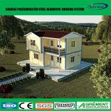 多階の建物のプレハブの家のプレハブの別荘のモジュラー容器の家
