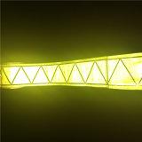 Helles Augenfälligkeit-hoch reflektierendes Band für sicheres Kleidungs-Verkehrszeichen