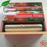 Papel de aluminio para el conjunto del alimento