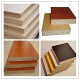 Chaîne de production de panneau de Partical machine de travail du bois, ligne de panneau de Partical, chaîne de production de Partical