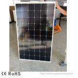 200W Hight QuanlityモノクリスタルPVの太陽電池パネル(QW-M200W)