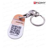 アクセス制御のためのRFID Keyfobを運ぶこと耐久の容易