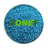 NPK wasserlösliches Fertilzier granuliertes Düngemittel 30-5-5+Te