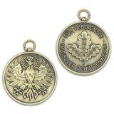 De bovenkant verkoopt de Medaille van de Toekenning van de Sport van de Douane van de Prijs van de Fabriek