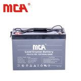LEITUNGSKABEL-Kristall-Batterie der Qualitäts-12V 150ah Solar