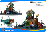 Amusement Equipment (YL-L174)のためのLala Forest Series Outdoor Playground Equipment