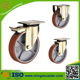 산업 Rotaling 브레이크 피마자 바퀴