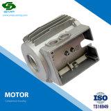 Lavorare di CNC di alluminio la frizione del silicone del ventilatore della pressofusione