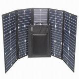 comitato solare flessibile 100W fatto da Sunpower Cell per accamparsi