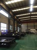 CNC de 1500W Sistema de corte láser de fibra de metal 6020