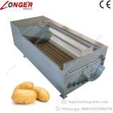 Machine à laver automatique de gingembre de machine de lavage et d'écaillement de pomme de terre
