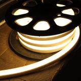 230V 120V 24V 12V는 백색 LED 코드 네온 등을 데운다