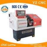Ck0640 met CNC van de Voeder en van het Controlemechanisme GSK van de Staaf Draaibank