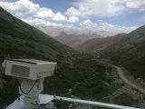 IP van de Camera van de Thermische Weergave van de Opsporing van de bosBrand het Systeem van kabeltelevisie van de Camera