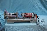 Полуавтоматные двойные вода/сок/масло и другие головок машина завалки жидкостей (G2WYD) 50-500ml